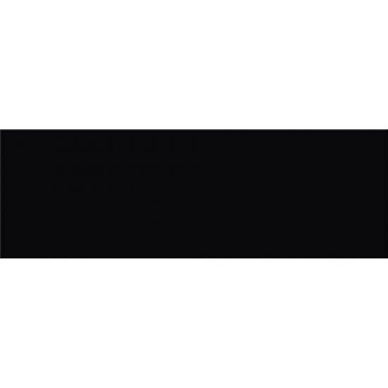 Płytka ścienna ELEGANZA black glossy 25x75 gat. II