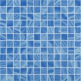 Gres hiszpański szkliwiony mozaika Pamesa BERMUDAS aqua 33,3x33,3 gat. I