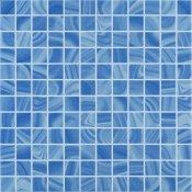 Gres szkliwiony hiszpański mozaika Pamesa BERMUDAS aqua 33,3x33,3 gat. I