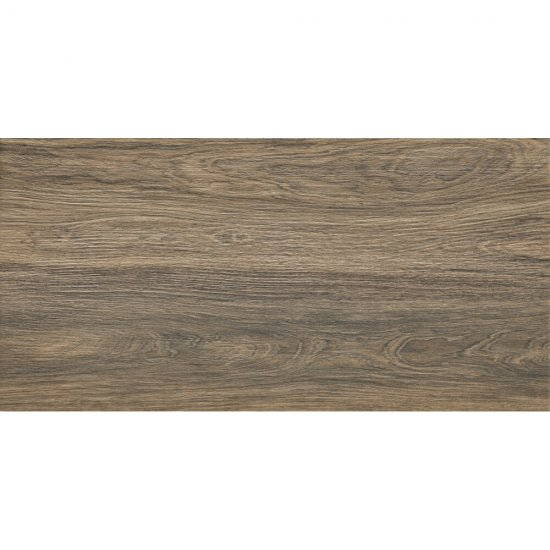 Gres szkliwiony TIZURA brown mat 29,7x59,8 gat. I