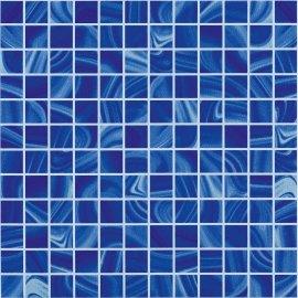Gres hiszpański szkliwiony mozaika Pamesa BERMUDAS navi 33,3x33,3 gat. I