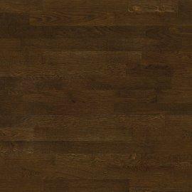 Deska warstwowa Barlinek dąb 3-lam lakier cocoa mat szczotka 14x207x1092mm Family