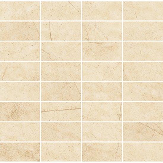 Mozaika gresowa PIETRA ARENARIA beige mat 29x29,5 gat. I
