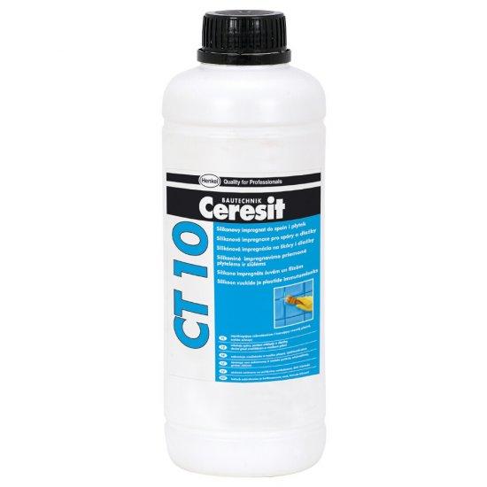 Impregnat silikonowy do płytek i spoin CERESIT CT 10 1l