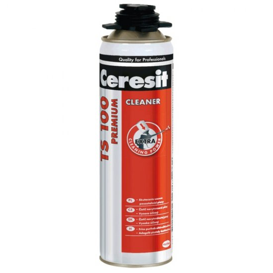 Czyścik CERESIT TS 100 PU Cleaner 500 ml