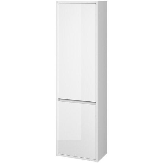 Słupek łazienkowy CREA 40/25 biały
