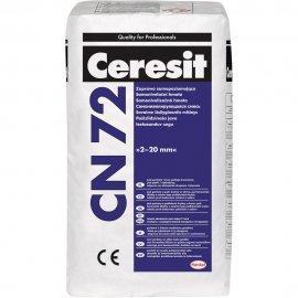 Zaprawa samopoziomująca CERESIT CN 72 25 kg