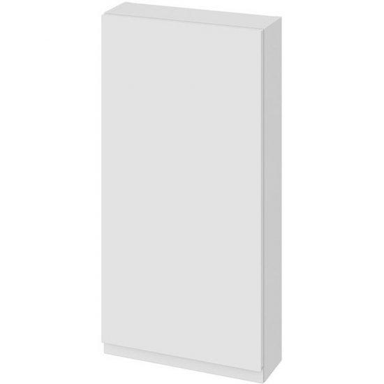 Szafka łazienkowa wisząca SZAFKA WISZĄCA MODUO 40 biała DSM
