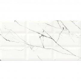 Płytka ścienna ARCE white structure glossy 29,7x60 gat. I