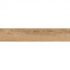Gres szkliwiony GRAND WOOD RUSTIC light brown mat 0,97 22,7x119,5 gat. I