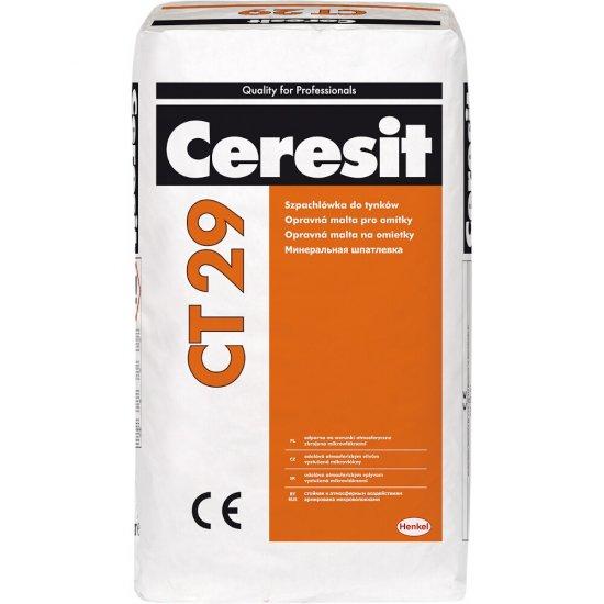 Szpachlówka do tynków CERESIT CT 29 25kg