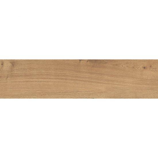 Gres szkliwiony CLASSIC OAK brown mat 22,1x89 gat. I