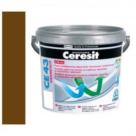 Fuga elastyczna tarasowa 2-20 mm CERESIT CE 43 chocolate 5 kg