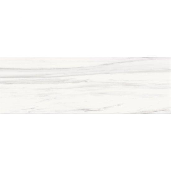 Płytka ścienna ARTISTIC WAY white glossy 25x75 gat. II