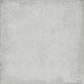 Gres szkliwiony STORMY white mat 59,3x59,3 gat. II