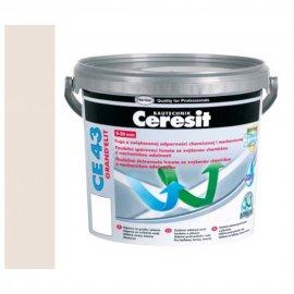 Fuga elastyczna tarasowa 2-20 mm CERESIT CE 43 bahama 5 kg