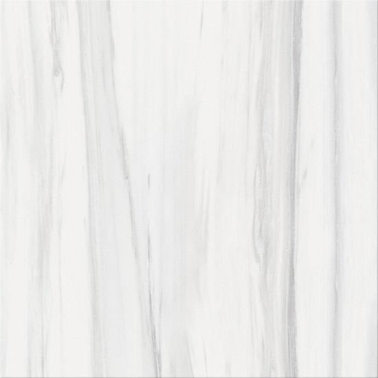Gres szkliwiony ARTISTIC WAY white satyna 42x42 gat. I