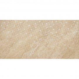 Gres szkliwiony ATAKAMA beige inserto kropki 29,7x59,8 gat. I