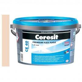 Fuga elastyczna CERESIT CE 40 bahama 5 kg