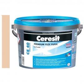 Fuga elastyczna CERESIT CE 40 caramel 5 kg