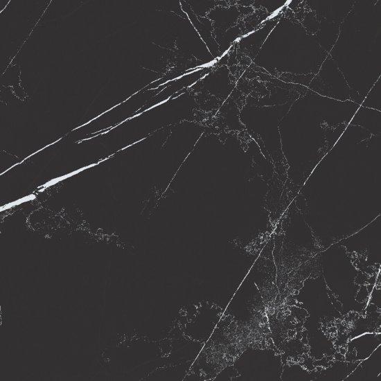 Gres szkliwiony UNIVERSAL FLOORS black mat 59,3x59,3 gat. II