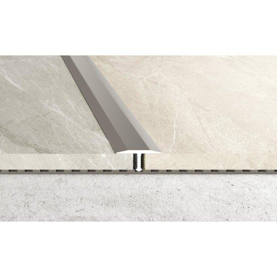 Profil fugowy A55 inox 2,5 m EFFECTOR