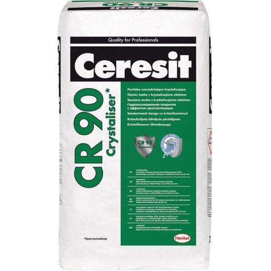 Powłoka uszczelniająca CERESIT CR 90 Crystalizer 25 kg
