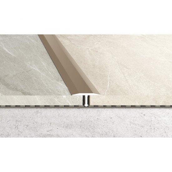 Profil fugowy A56 szampan 2,5 m EFFECTOR