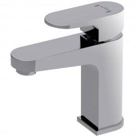 Bateria umywalkowa stojąca VIGO z korkiem klik-klak