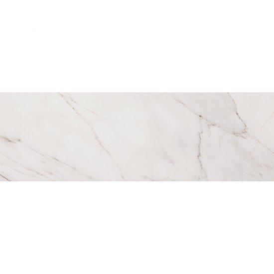 Płytka ścienna CARRARA PULPIS white glossy 29x89 gat. II