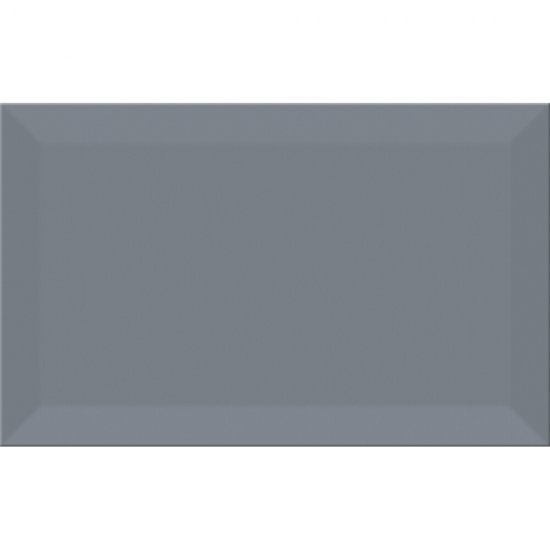 Płytka ścienna PONTI grey structure glossy 25x40 gat. I