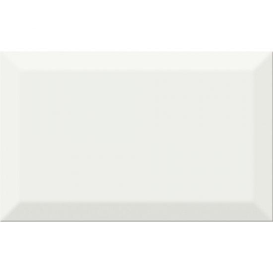 Płytka ścienna PONTI white structure glossy 25x40 gat. II