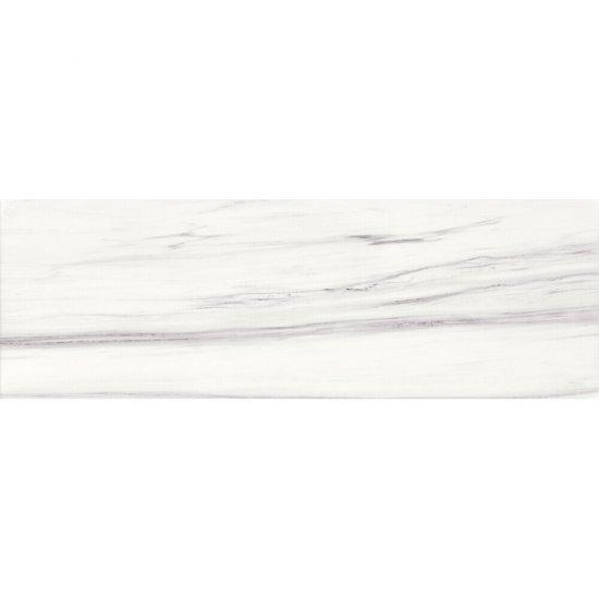 Płytka ścienna STRIPED STONE white 25x75 gat. II
