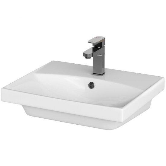 Umywalka meblowa MODUO 50x35