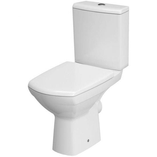 Kompakt WC 482 CARINA NEW deska duraplastowa wolnoopadająca