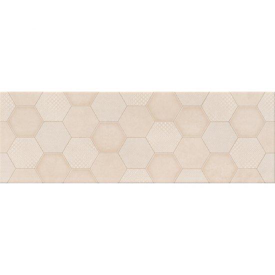Płytka ścienna BRAZIL cream hexagon 20x60 gat. II