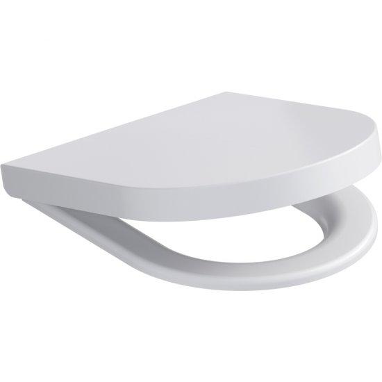 Deska sedesowa uh sf duroplast łw wo neutral biała