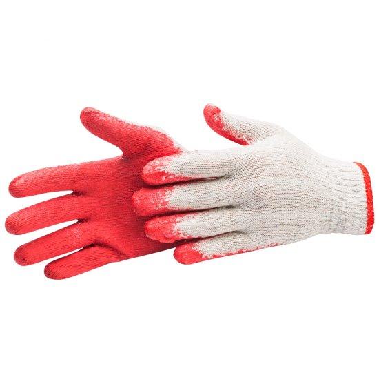Rękawice *Wampirki* L czerwone HARDY WORKING TOOLS