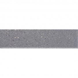 Gres techniczny cokół HYPERION H10 grafit mat 7,2x29,7 gat. I