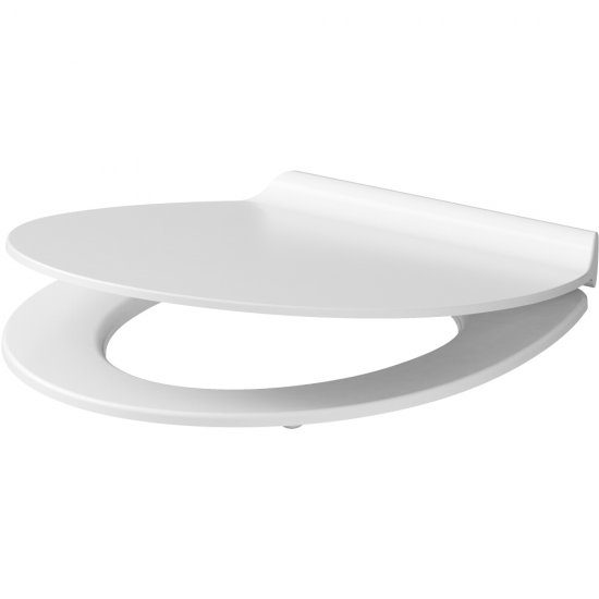 Deska sedesowa s-10 polipropylen biała