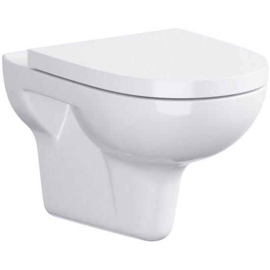 Miska WC podwieszana STREET FUSION CLEANON powłoka Perfect Clean