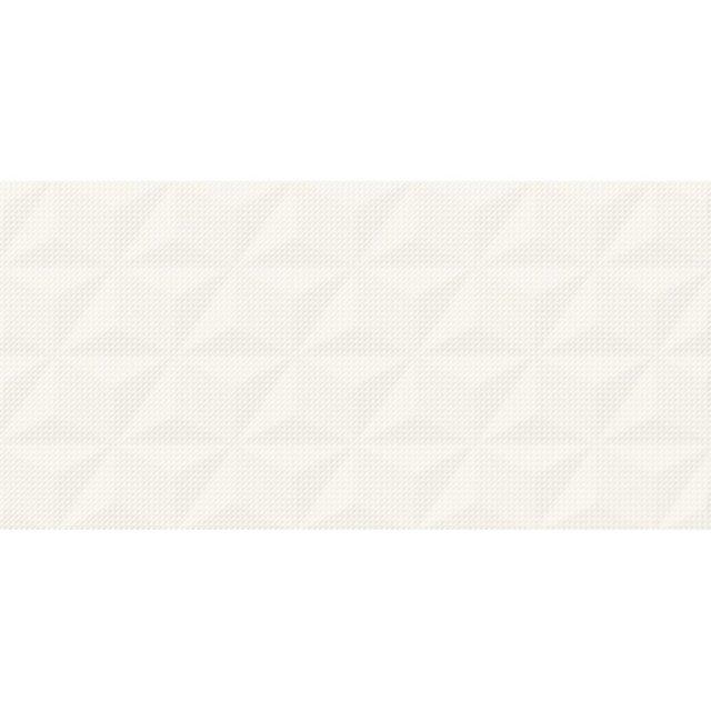 Płytka ścienna GOOD LOOK white structure satin geo 29x59 gat. I