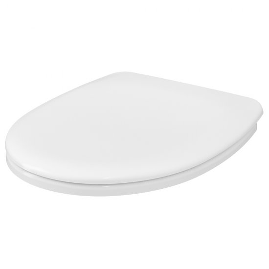Deska sedesowa moduo delfi duroplast wo łw biała