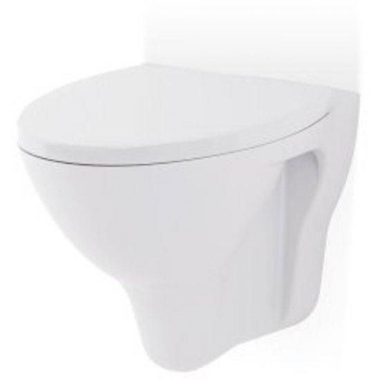 Miska WC podwieszana MITO RED/ deska duroplast