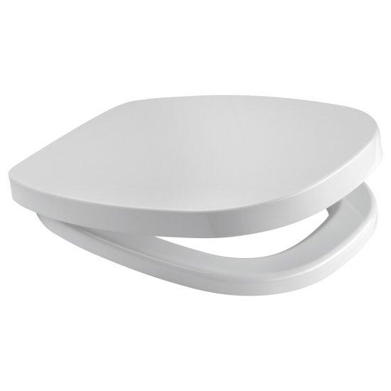 Deska sedesowa facile duroplast biała