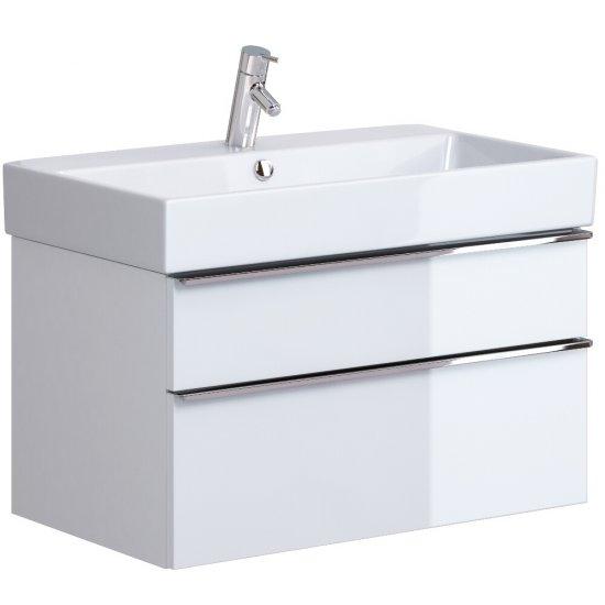 Szafka podumywalkowa METROPOLITAN 80 pod umywalkę METROPOLITAN 80 biała