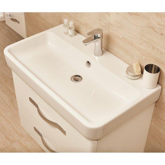 Szafka podumywalkowa URBAN HARMONY 80 pod umywalkę URBAN HARMONY 80 biała