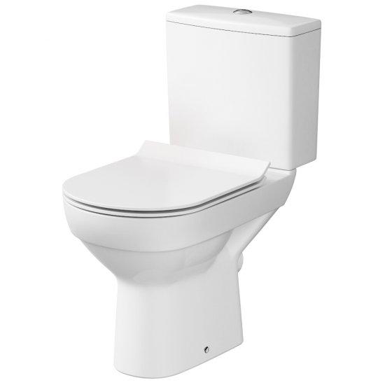 Kompakt WC 67 604 city new clean on 011 3/5 deska slim duroplast wo łw one but 76