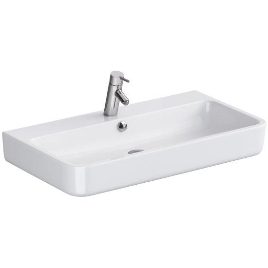 Umywalka pojedyncza meblowa URBAN HARMONY 80