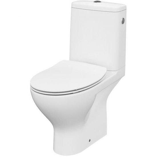 Kompakt WC 670 SBTW MODUO 43 CO 010 3/5 deska duroplast wolnoopad z łatwym wyp